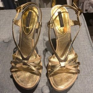 Shoes - Louis Vuitton Paris sandal
